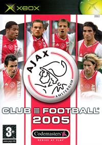 AJAX Club Football 2005
