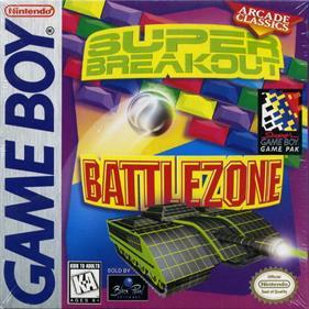 Arcade Classics - Battlezone & Super Breakout