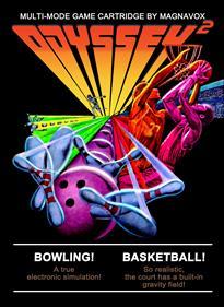 Bowling + Basketball