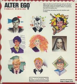 Alter Ego: Female Version