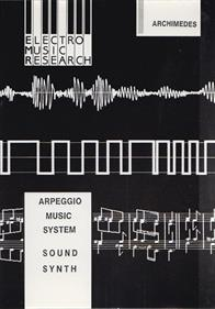 Arpeggio Music System Sound Synth