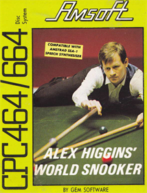Alex Higgins' World Snooker