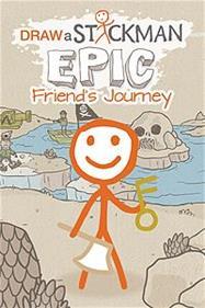 Draw A Stickman: Friend's Journey