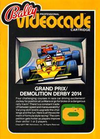 Grand Prix + Demolition Derby