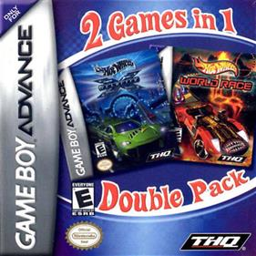 2 Games in 1 Double Pack: Hot Wheels: World Race + Hot Wheels: Velocity X