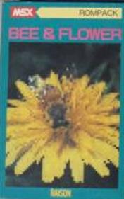 Bee & Flower