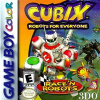 Cubix: Robots For Everyone - Race 'N Robots