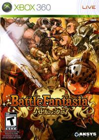 Battle Fantasia