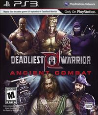 Deadliest Warrior: Ancient Combat