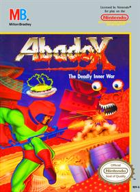 Abadox: The Deadly Inner War