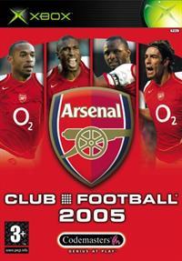 Arsenal Club Football 2005