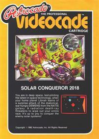 Solar Conqueror