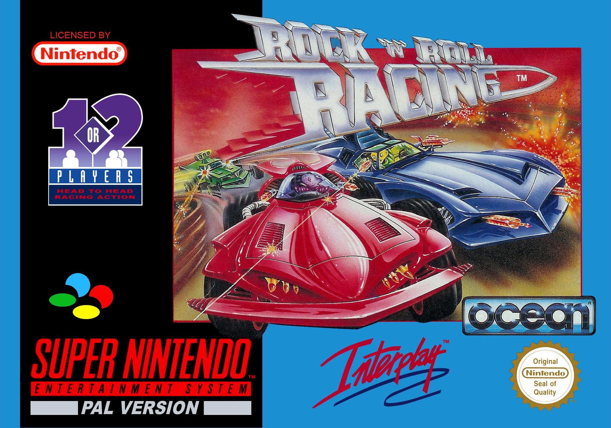 rock n roll racing details launchbox games database