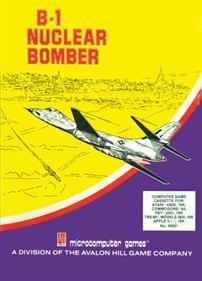 B-1 Nuclear Bomber