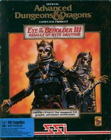 AD&D Legend Vol. III: Eye of The Beholder 3: Assault on Myth Drannor
