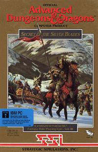AD&D Forgotten Realms Vol. III: Secret of The Silver Blades
