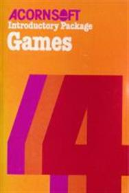 Introductory Package 4: Games