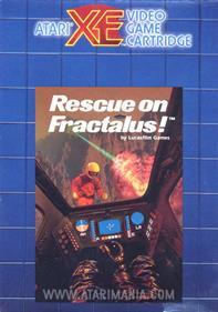 Rescue on Fractalus!