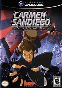 Carmen Sandiego: Secret of the Stolen Drums