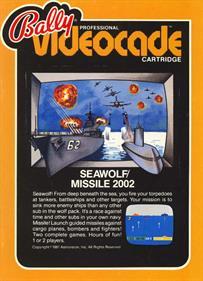 Seawolf + Missile