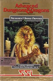 AD&D Savage Frontier Vol. II: Treasures of the Savage Frontier