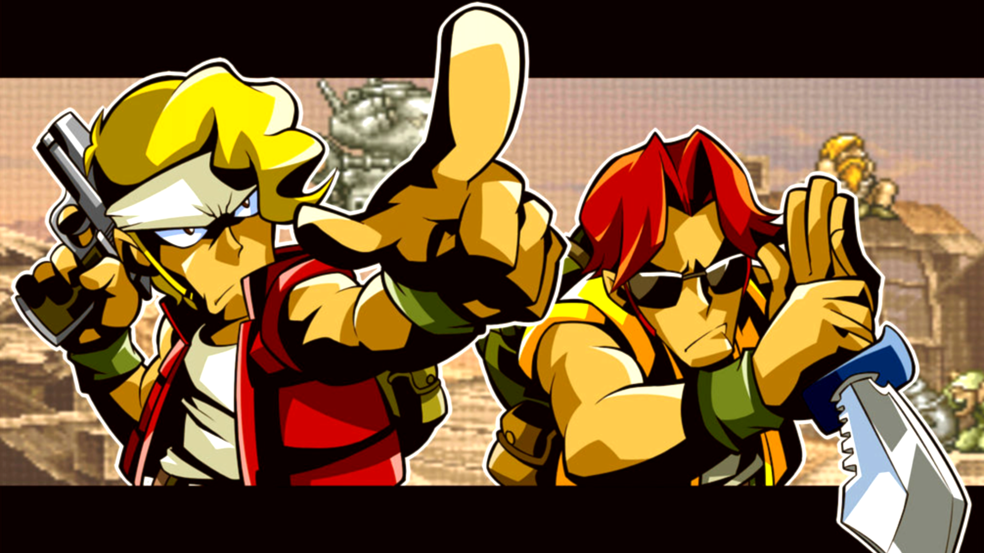 WinKawaks » Roms » Metal Slug: Super Vehicle-001 - The ...