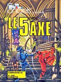 5 eme Axe / 5th Axis
