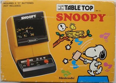 Snoopy (Tabletop)