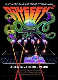 Alien Invaders - Plus