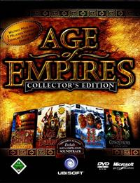 Age of Empires - Collector's Edition