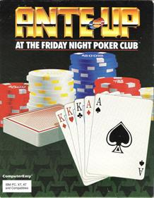 Ante-Up at The Friday Night Poker Club