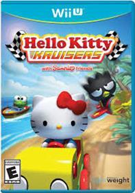 Hello Kitty Kruisers with Samrio Friends