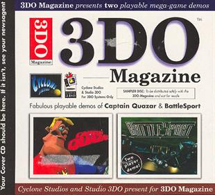 3DO Magazine: Interactive Sampler No 06