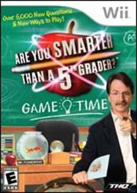 Are You Smarter Than A 5th Grader? - Game Time