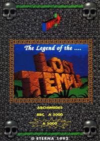 The Legend of the Lost Temple