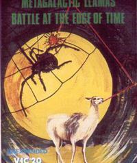 Metagalactic Llamas Battle at the Edge of Time