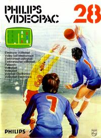 Electronic Volleyball
