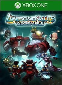 Awesomenauts Assemble!