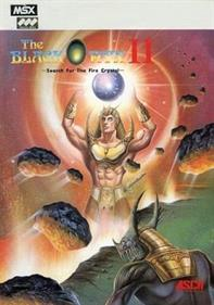 The Black Onyx II: Search for the Fire Crystal