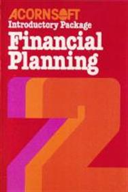 Introductory Package 2: Financial Planning