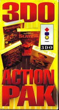 3DO Action Pak