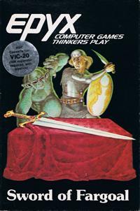 The Sword of Fargoal
