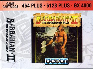 Barbarian II: The Dungeons Of Drax