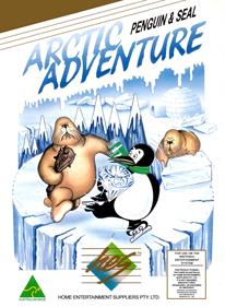 Arctic Adventure: Penguin & Seal