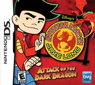 American Dragon: Jake Long – Attack of the Dark Dragon