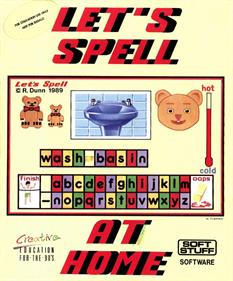 Let's Spell at Home