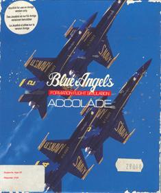 Blue Angels: Formation Flight Simulation