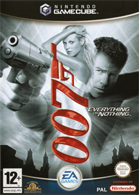 007: Everything or Nothing