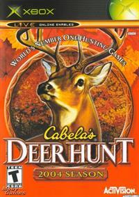 Cabela's Deer Hunt: 2004 Season