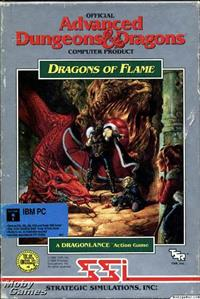 AD&D Dragons of Flame